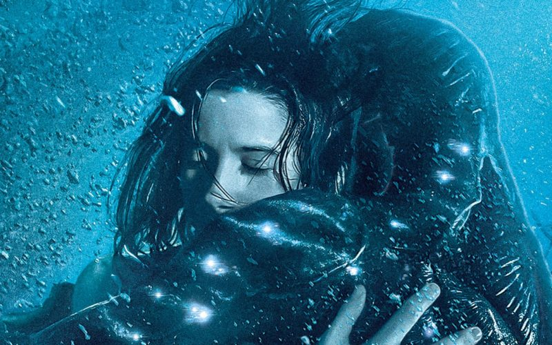 Shape of Water Banner