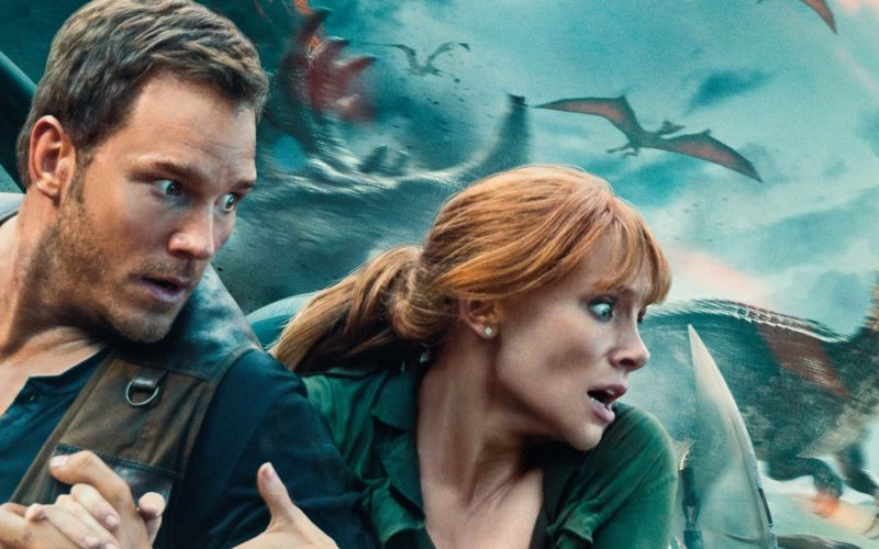 Jurassic World Fallen Kingdom Banner