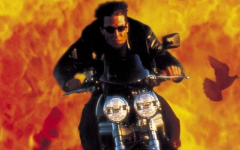 Mission Impossible 2 Banner