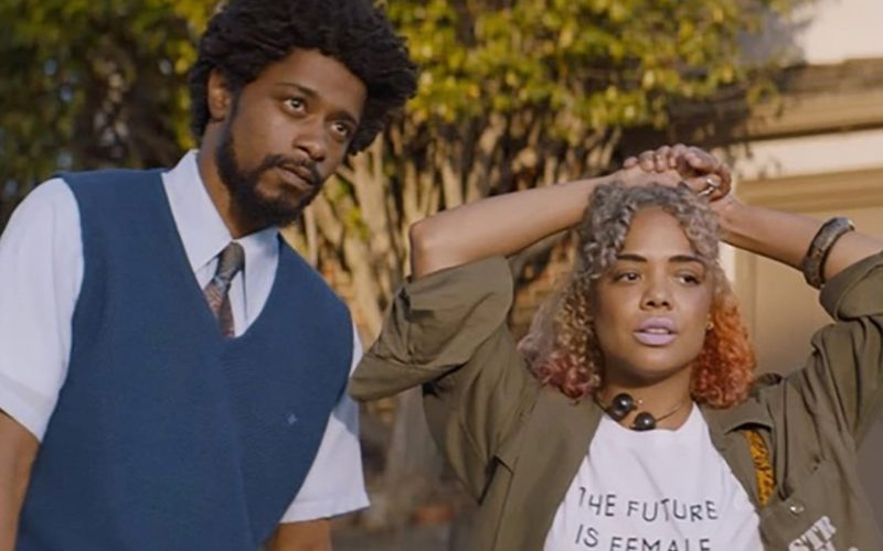 Sorry to Bother You Banner