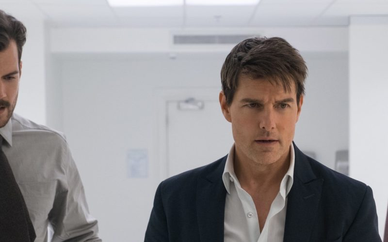 Mission Impossible Fallout Banner