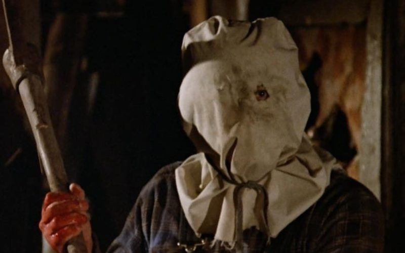 Friday the 13th Part 2 Banner
