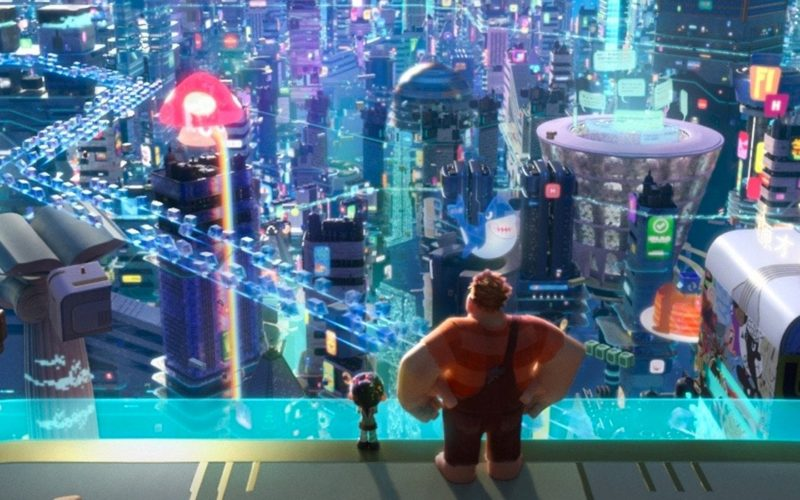 Ralph Breaks the Internet Banner