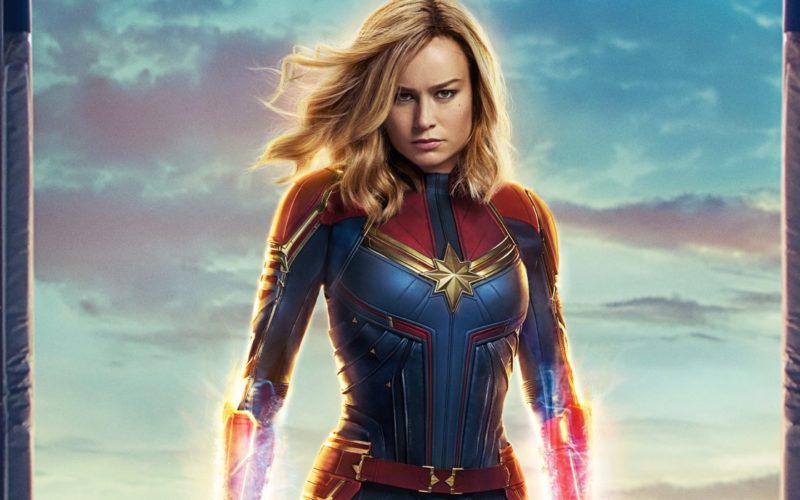 Captain Marvel Banner