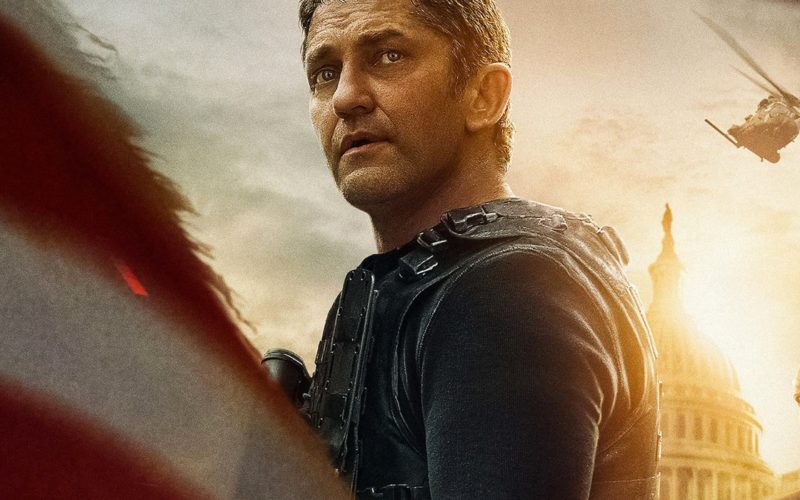 Angel Has Fallen Banner
