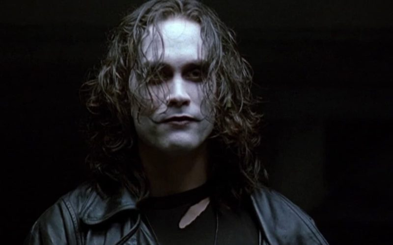The Crow Banner