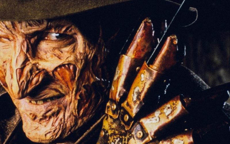 Nightmare on Elm Street Banner