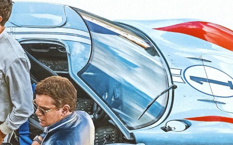 Ford v Ferrari Banner