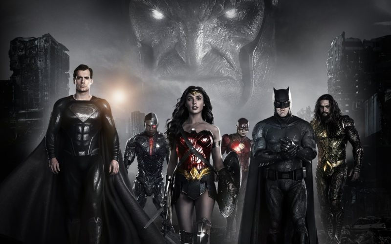 Zack Snyders Justice League Banner