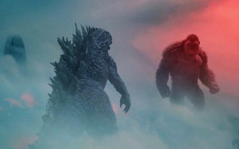 Godzilla vs. Kong Banner
