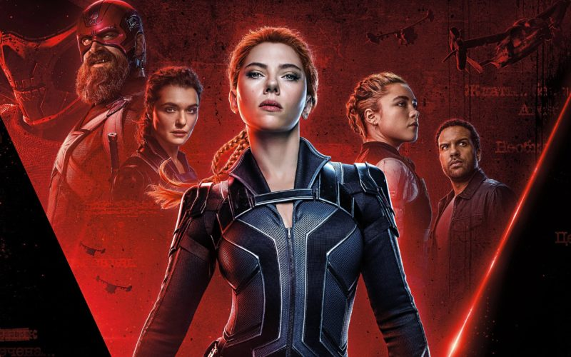 Black Widow - Banner