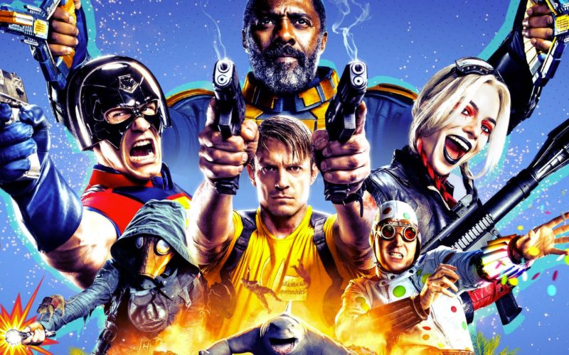 The Suicide Squad Banner